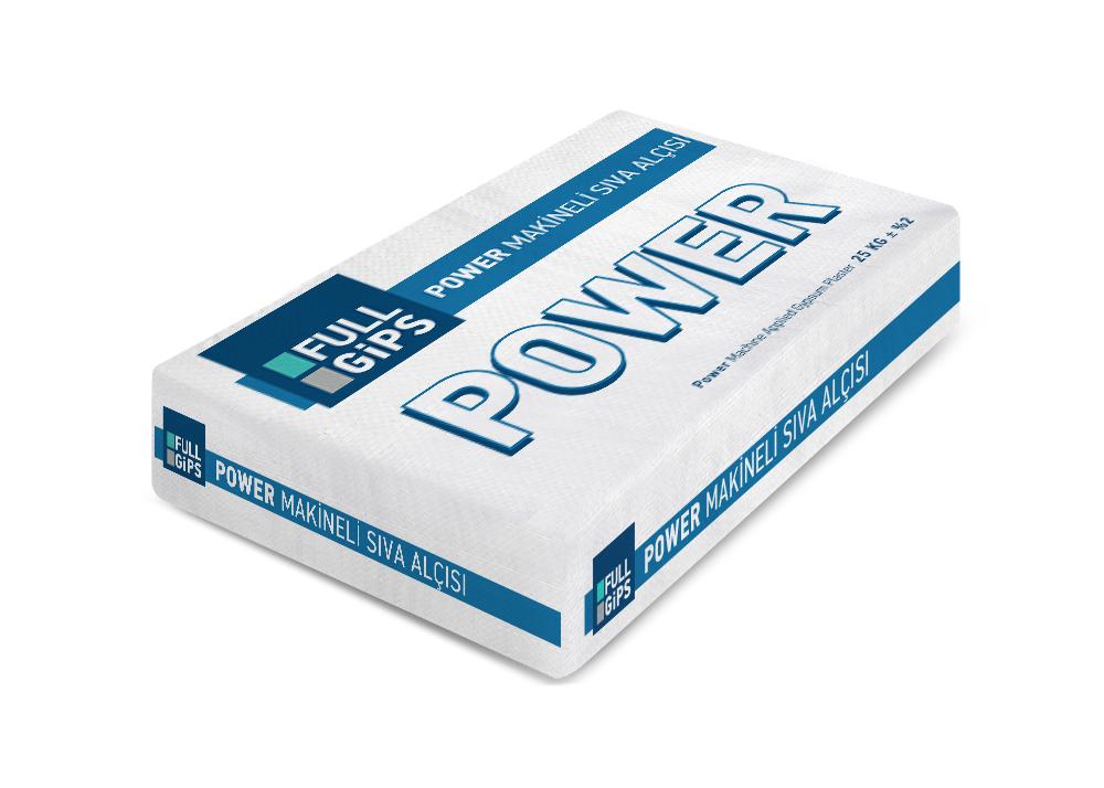 Fullgips Power (Makineli Sıva Alçısı)