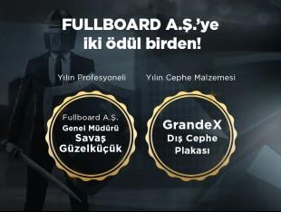 Fullboard A.Ş.'ye İki Ödül Birden!